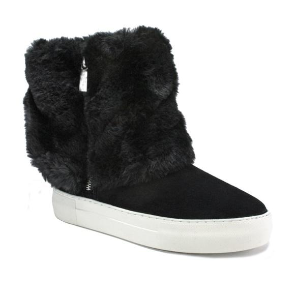 New Jslides Apple Sneaker Ankle Boots